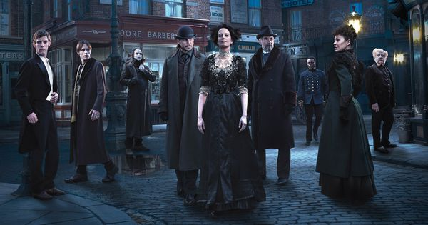 Penny Dreadful - Season 2 Cast